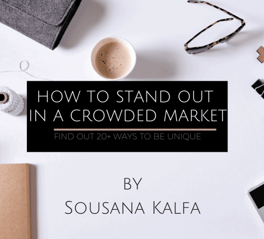 ebook: How to stand out in a crowded market