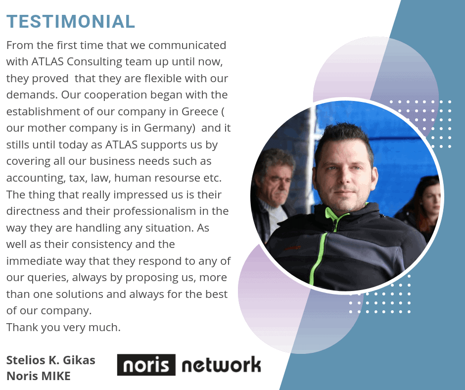Noris MIKE testimonial for Atlas Consulting