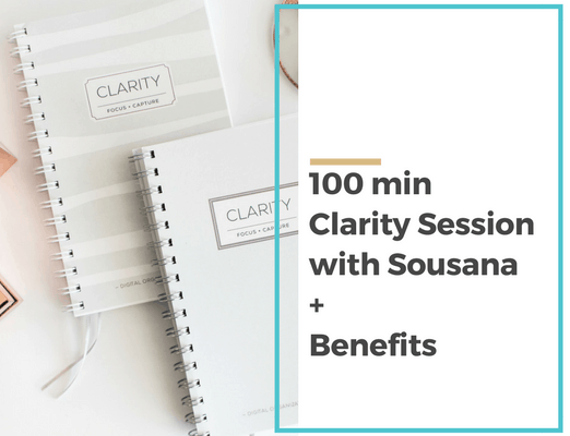 100 minClarity Sessionwith Sousana (1)