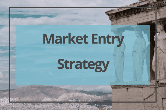 market entry strategy Greece