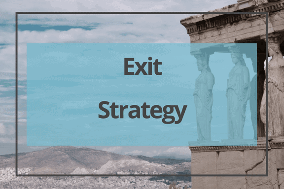 exit strategy Greece