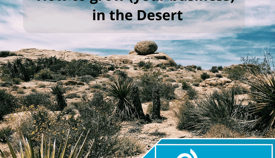 how to grow your business in the desert